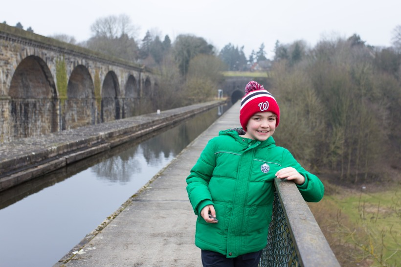 The aquaduct at Chirk