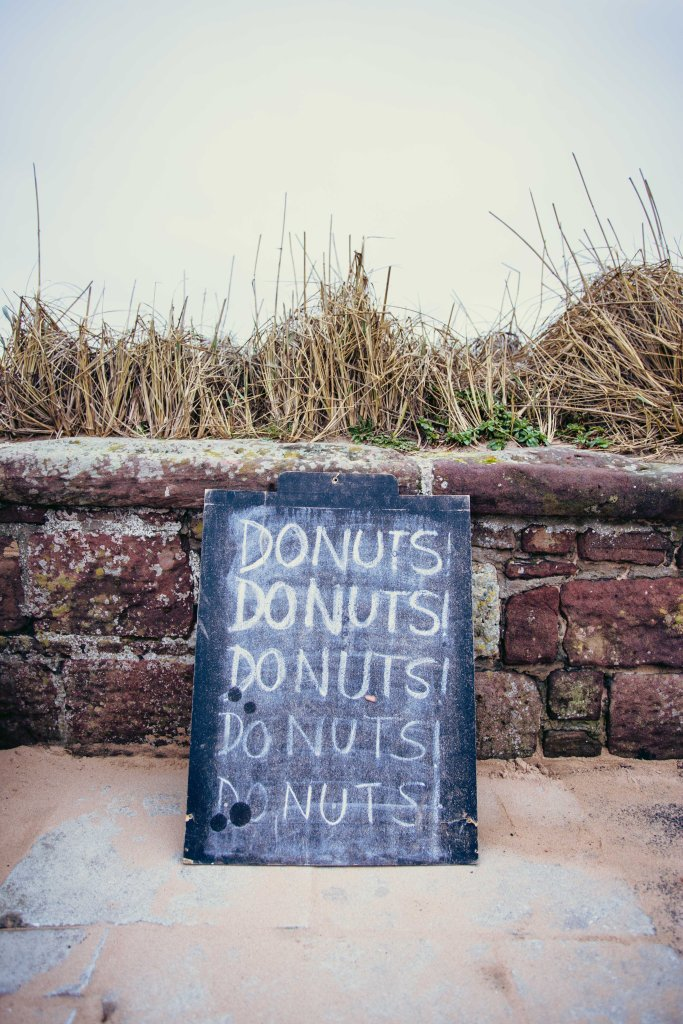 There is never a bad time to have donuts!