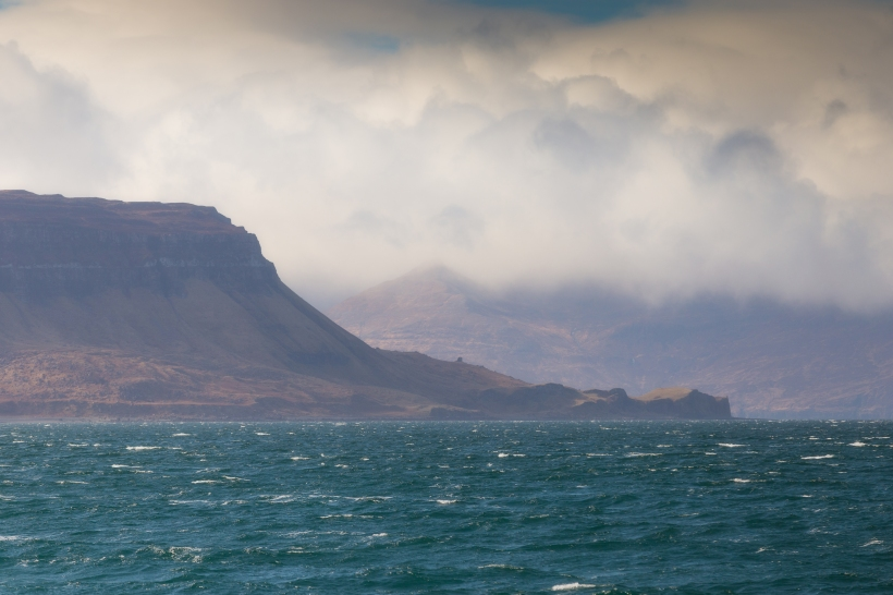 Cliffs of Eigg