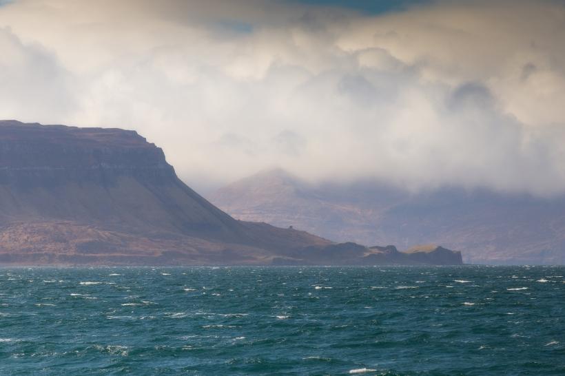 Cliffs of Eigg