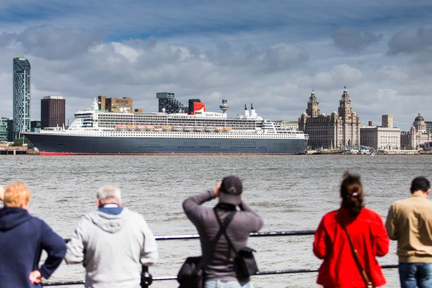 The most photographed ship in Liverpool